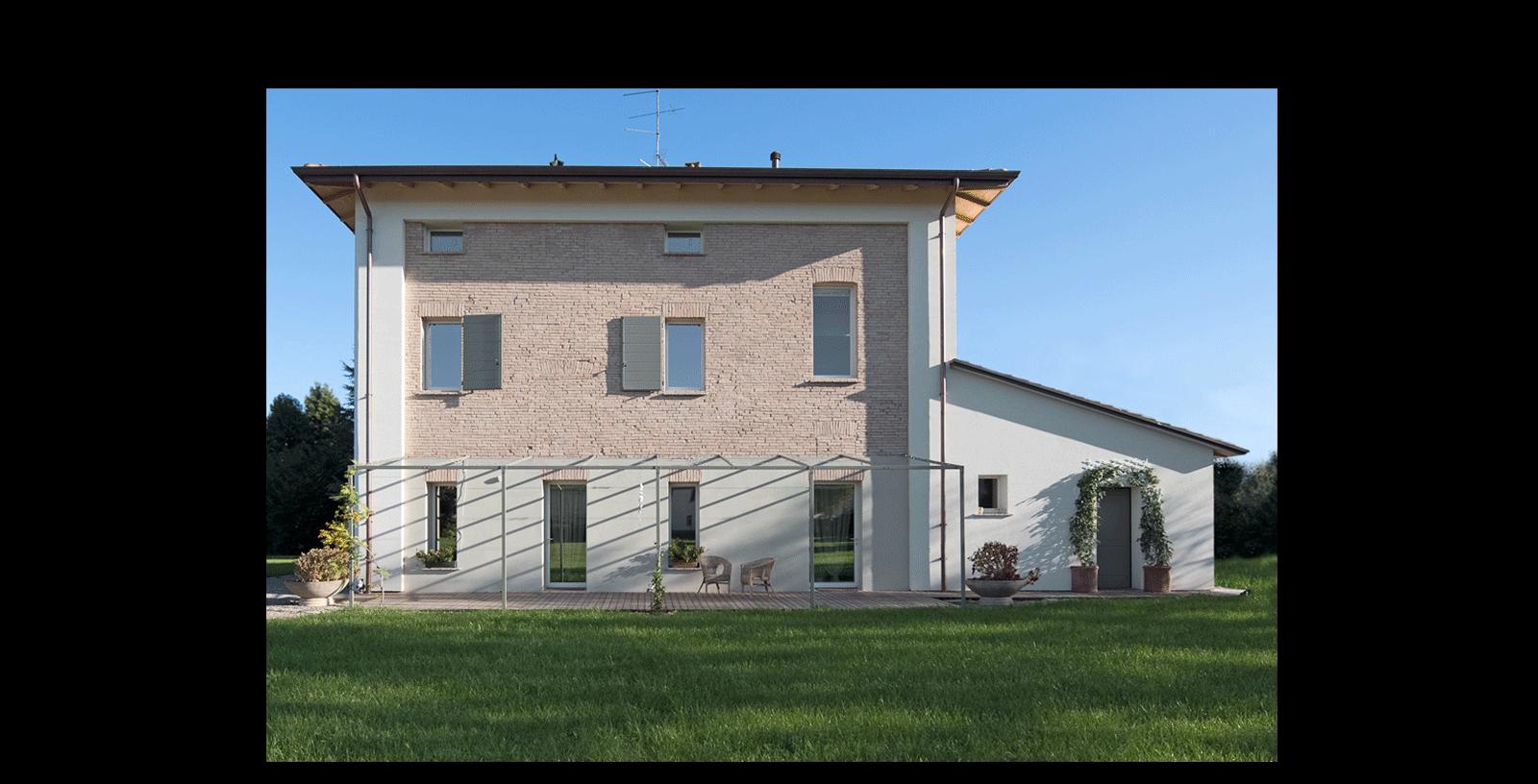 Villa barbara una ristrutturazione di una casa di - Ristrutturazione casa campagna ...